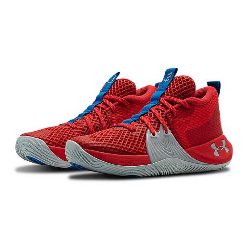 安德玛3023086 Embiid 1(恩比德1代)男子篮球鞋图7