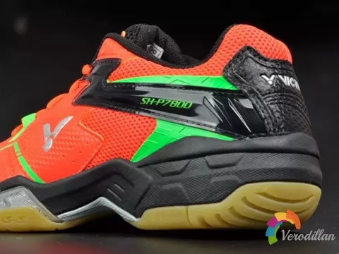[开箱解码]胜利SH-P7800羽毛球鞋值得入手么图2