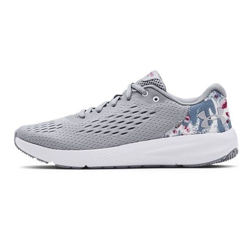 安德玛3024443 Charged Pursuit 2女子跑步鞋