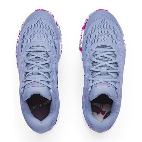 安德玛3024460 Charged Bandit 6 HS女子跑步鞋图3高清图片