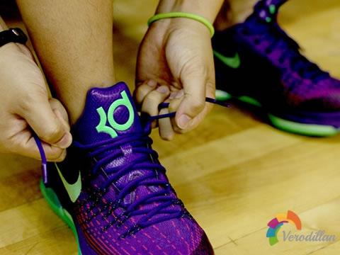 颠覆传统体验:Nike KD 8详细测评