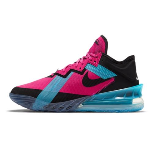 耐克CV7564 LEBRON XVIII LOW EP男/女篮球鞋