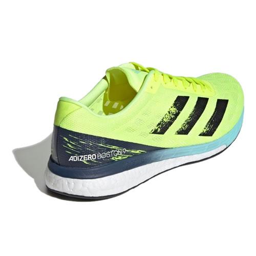 阿迪达斯H68740 ADIZERO BOSTON 9 M男子马拉松跑鞋图3高清图片