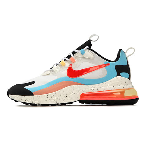 耐克DD8498 AIR MAX 270 REACT男子运动鞋