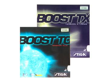 斯蒂卡Boost系列套胶型号价格(最新版)