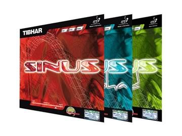 挺拔超音速(SINUS)系列套胶型号价格(最新版)