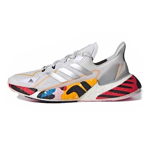 阿迪达斯FX8463 X9000L4 W女子跑步鞋