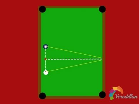 打台球如何学会防守[图解攻略]图1