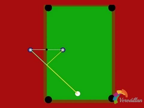 打台球如何学会防守[图解攻略]