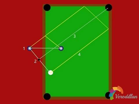 打台球如何学会防守[图解攻略]图4