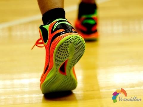 [实战测评]李宁魅影篮球鞋怎么样图2