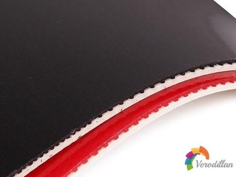 涩性胶皮和粘性胶皮各细节对比
