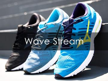 美津浓Wave Stream系列跑鞋型号价格(最新版)
