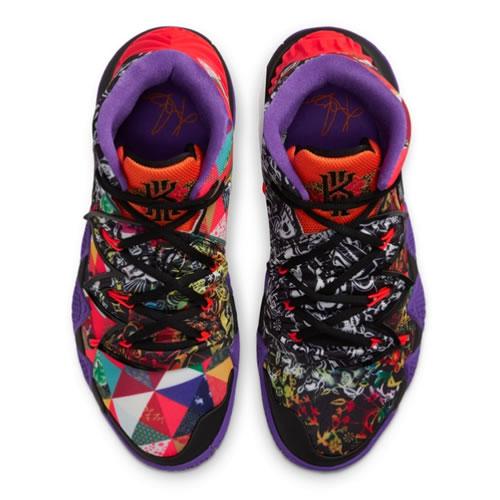 耐克DD1469 KYBRID S2 CNY EP男子篮球鞋图4高清图片