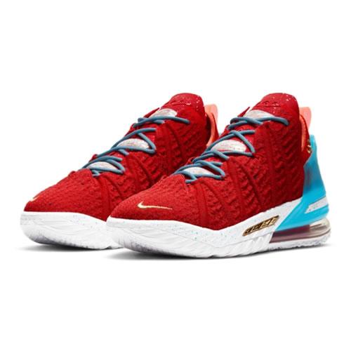 耐克CW3155 LEBRON XVIII EP男女篮球鞋图6