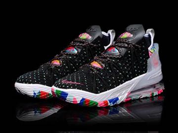 耐克LeBron XVIII(詹姆斯18代)篮球鞋型号价格(全部配色)