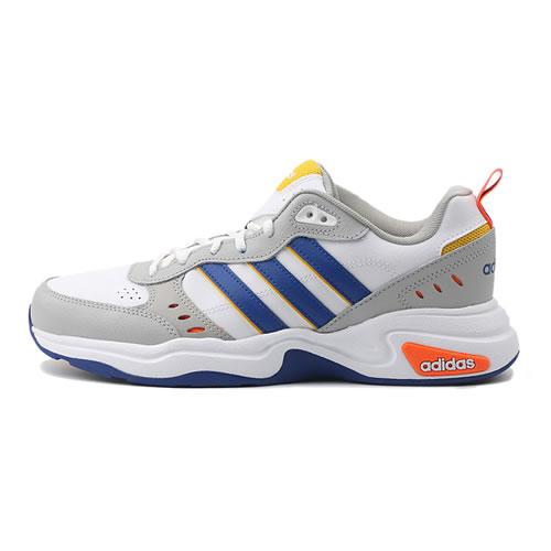 阿迪达斯FZ0660 STRUTTER男子跑步鞋