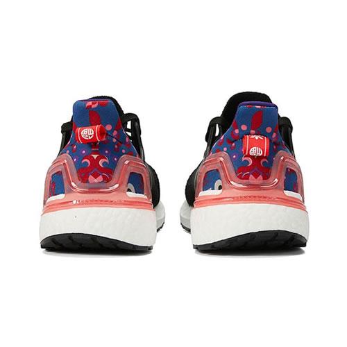 阿迪达斯H04408 ULTRABOOST 20女子跑步鞋图3高清图片