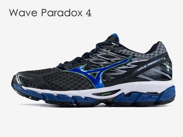 美津浓Wave Paradox 4跑鞋型号价格(全部配色)