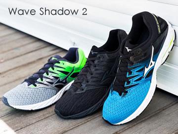 美津浓Wave Shadow 2跑鞋型号价格(全部配色)