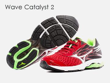 美津浓Wave Catalyst 2跑鞋型号价格(全部配色)