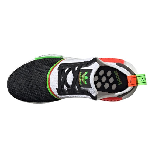 阿迪达斯FY2425 NMD_R1男女运动鞋图4高清图片
