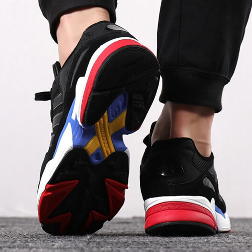 阿迪达斯EE8813 YUNG-96男女运动鞋图8