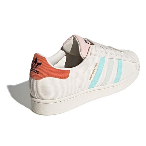阿迪达斯S42849 SUPERSTAR男女运动鞋图3高清图片