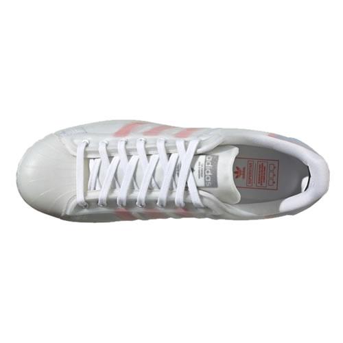 阿迪达斯FX5544 SUPERSTAR FUTURESHELL男女运动鞋图4高清图片