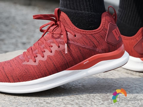包裹性出色:PUMA IGNITE FLASH EVOKNIT简要测评