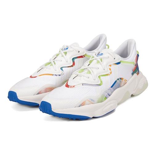 阿迪达斯GX2714 OZWEEGO男女运动鞋图5高清图片