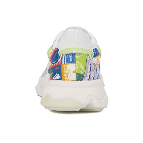 阿迪达斯GX2714 OZWEEGO男女运动鞋图3高清图片
