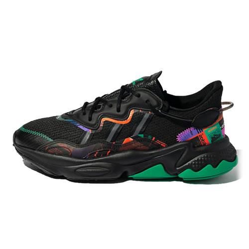 阿迪达斯GX2715 OZWEEGO男女运动鞋图1高清图片