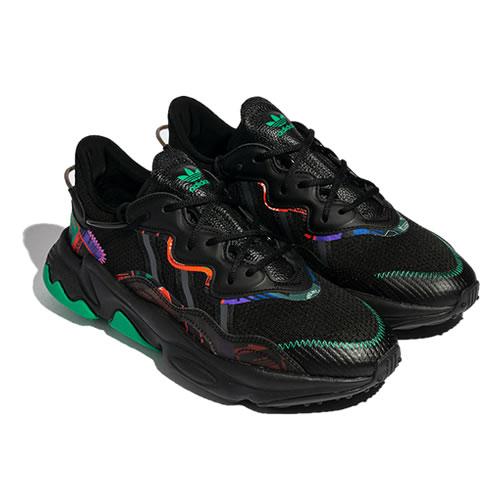 阿迪达斯GX2715 OZWEEGO男女运动鞋图5高清图片