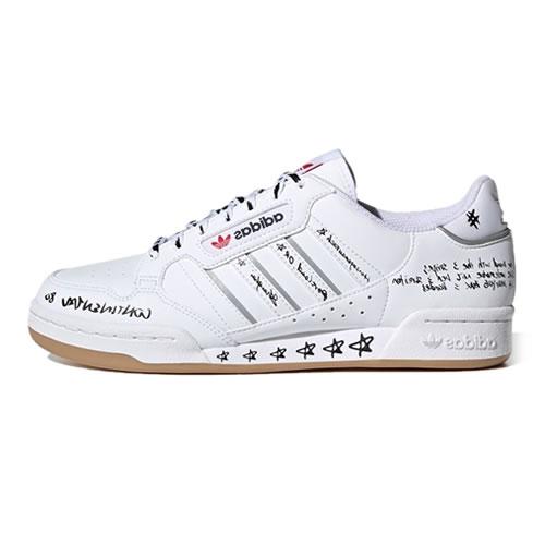 阿迪达斯GV9797 CONTINENTAL 80 STRIPES男女运动鞋