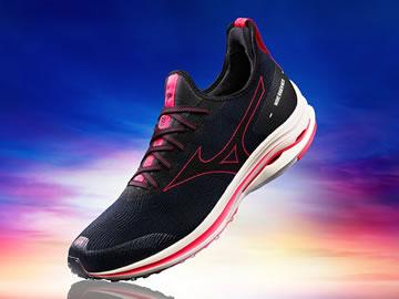 美津浓缓震保护型跑鞋型号价格(最新版)