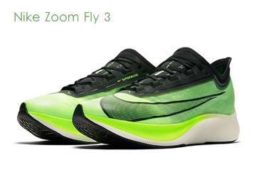 耐克Zoom Fly 3跑鞋型号价格(全部配色)