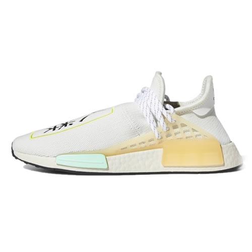 阿迪达斯Q46467 PW HU NMD男女运动鞋