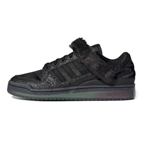 阿迪达斯G55616 FORUM LOW男女运动鞋