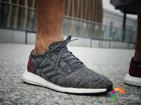 [上脚测评]adidas PureBOOST GO怎么样