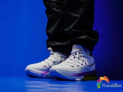 [性能测评]Nike LeBron XVII Low EP怎么样