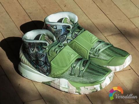 [上脚测评]Nike Kyrie 6(欧文6)怎么样