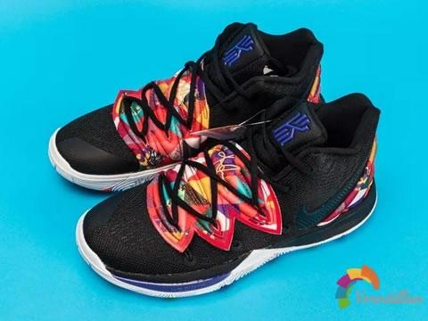 [专业测评]Nike Kyrie 5欧文5实战怎么样