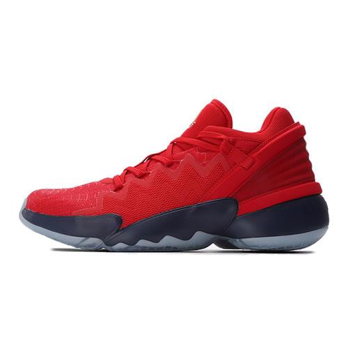 阿迪达斯FZ1448 D.O.N.Issue 2 GCA男子篮球鞋