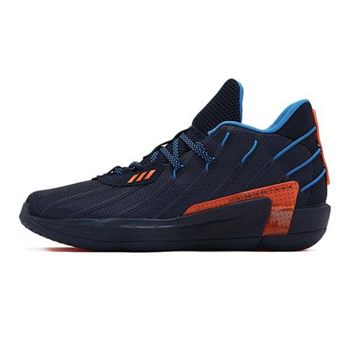 阿迪达斯FZ1103 Dame 7 GCA(利拉德7)男子篮球鞋