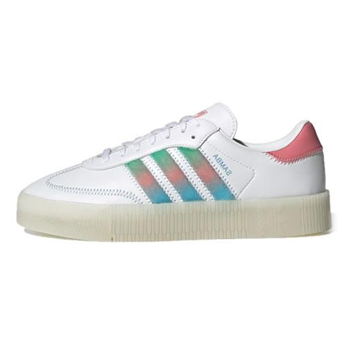 阿迪达斯GZ2797 SAMBAROSE W女子运动鞋