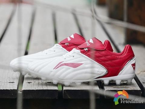 [测评报告]李宁铁系列AG袋鼠皮足球鞋实战怎么样