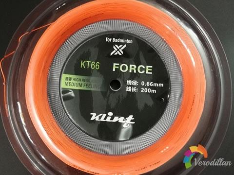 卡林Klint kt66f羽毛球线试打测评
