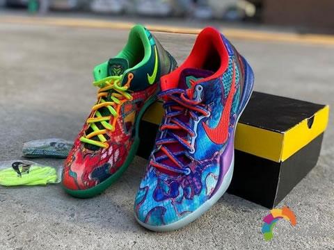 公认的后卫神鞋:Nike Kobe 8(科比8)测评报告