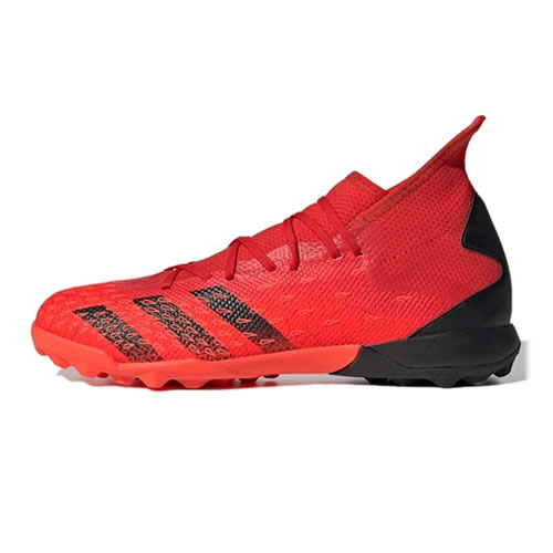 阿迪达斯FY6311 PREDATOR FREAK.3 TF男子足球鞋